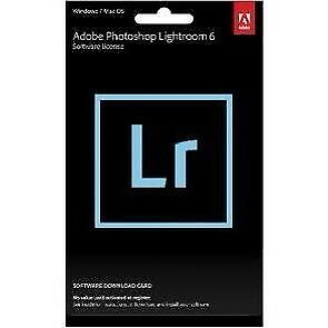 Wanted: Adobe Photoshop Lightroom 6, Cheap $50