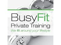 "Personal Trainer Glasgow ""BusyFit"" Exclusive Private Training Glasgow West End"