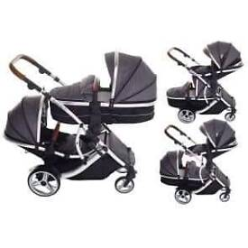 Duellette 21 pram perfect condition *lowered price