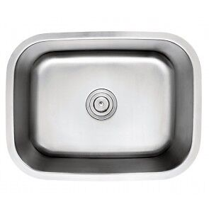 "12"" Stainless steel Undermount Laundry Sink - Laundry Tub"