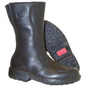 2 pairs rossi motorbike  boots leather male or female