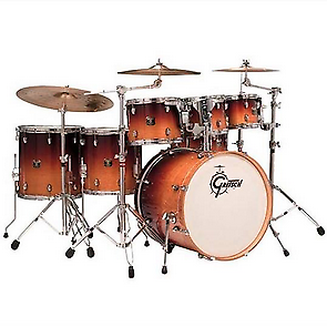 Gretsch Drums Renown Maple Drum Kit Sunburst Catalina Birch