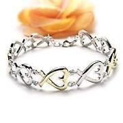 Ladies 925 Silver Bracelets