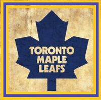 ►►  GOLDS ◄◄ .. 120-18 + 103-13 /// Toronto Maple Leafs Tickets