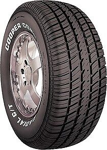 cooper cobra radial gt p27560r15 107t wl 2 tires