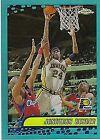 Topps Chrome Jonathan Bender Basketball Trading Cards