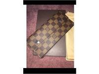 Louis Vuitton Damier canvas purse