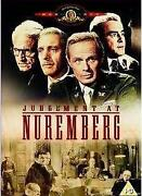 Judgement at Nuremberg DVD
