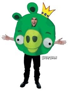 Costume Angry Birds King Pig