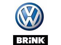 BNIB Brink removable Towbar for VW Caddy, Golf IV, Sharan model details in listing