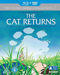 THE CAT RETURNS - BLU-RAY + DVD - REGION B UK