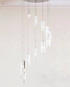 Hung, drawn and gorgeous!  12 light feature light Springvale Greater Dandenong Preview