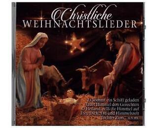 Christliche Weihnachtslieder (CD)