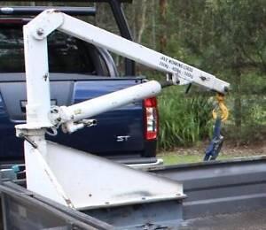 500kg Ute/Truck Crane Manual Tamborine Ipswich South Preview