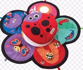 Lamaze Spin & Explore Garden Gym Play Mat Toy RRP £35