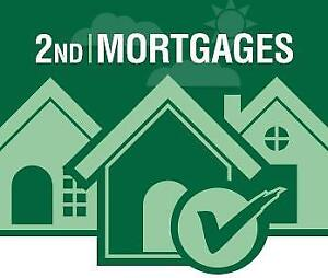 Second Mortgages For Debt Consolidation, Home Renos, Stop Foreclosure, Tax Arrears & More - NO CREDIT/INCOME REQUIRED