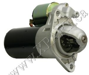 New BOSCH Starter for OPEL VECTRA 1993-1994 | SAAB 900,9000 1994