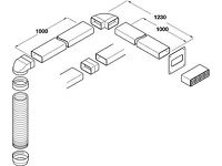Ducting Kit (FlexiMissing)