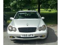 Mercedes c270 cdi swap or sale (with a 1.9 vectra)