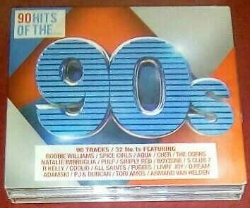 90 HITS' OF THE 90'S..
