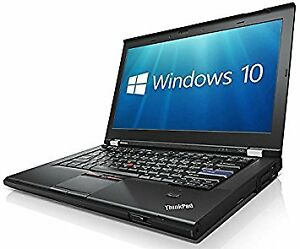Lenovo T420 - Intel i7 Laptop with Solid State Drive