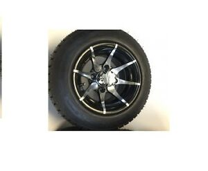 "10"" Golf Cart Wheel And Tire COMBO (SET of 4)"