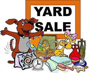 YARD/Garage/Moving & Estate SALE!!!!