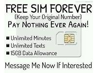 12 Month Joi Mobile Sim only Deal