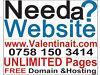UNLIMITED PAGES WEBSITE for £60 ONLY, Web Design, web development custom web design, bespoke website Hyde Park, London