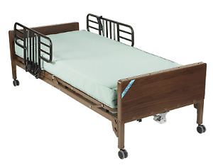 Drive Electrical Hospital Bed