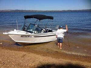 RUNABOUT 4.35 SEA - AL 2010 Glengowrie Marion Area Preview