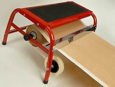 "Fast Mover FMT4100  Masking Sheet Paper Dispenser 18"" 450mm Step Smart Repairs"