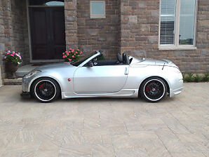 2007 Nissan 350Z Roadster Convertible- BEST OFFER! 78000km