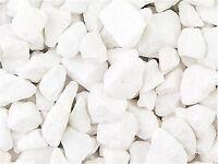 Garden Chips - white Spanish marble