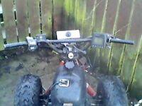 Apache rlx 100 (spares or repairs)