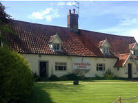 Kitchen Assistant/Kitchen Porter required for pub & restaurant close to Norwich