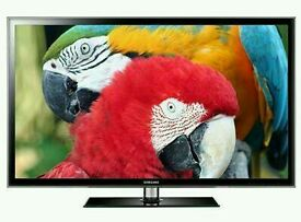 "Samsung 51"" plasma LCD tv full hd 1080p built in freeview USB player."