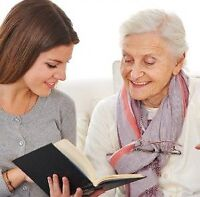 Home Support Worker / Personal Care Worker / CCA
