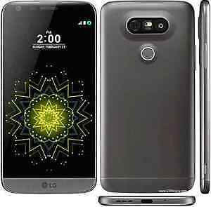 1 month old LG G5 locked to videotron 420$ with box and case
