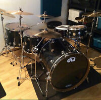 Looking to trade 5 Piece DW Collector's Shell Kit