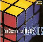 cd - Various - Pop Classics From The 80's