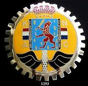 Netherlands Badge
