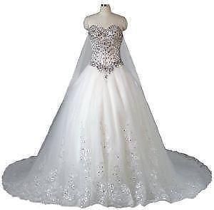 Swarovski Crystal Wedding Dresses