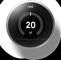 Brand New Nest Thermostat at $200!!!!!!!