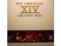 HOT CHOCOLATE - GREATEST HITS - VINYL LP