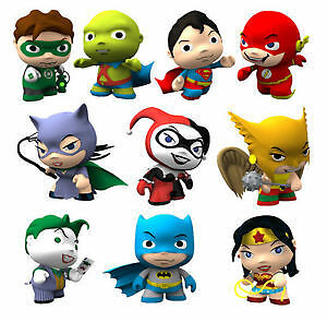 DC Comics Little Mates (Various)