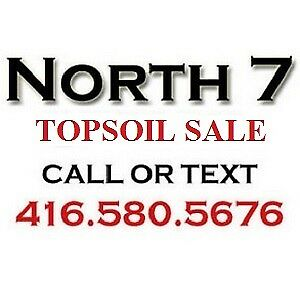 Top Soil for Sale Mississauga | $20/yard Plus Delivery