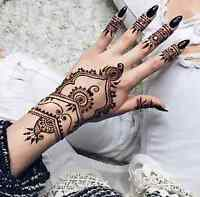 HENNA TATTOO/HEENA TATOO/MEHANDI