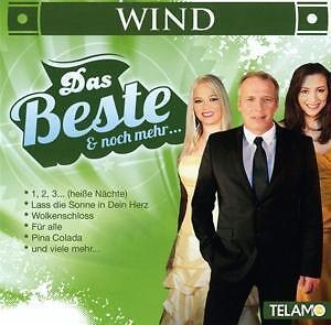 Wind - Das Beste und noch mehr    CD NEU OVP