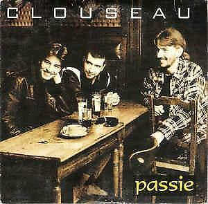 cd single card - Clouseau - Passie